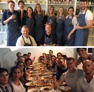 Corporate Team Building Cooking Activities London Jenius Social